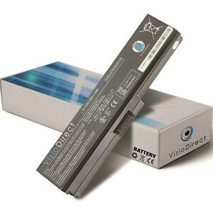 Batterie pour TOSHIBA Satellite L740 L775 L770D L770 L775 L740 L670 Series