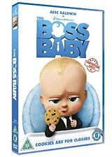 The Boss Baby [DVD] [2017] - *PRE ORDER ONLY, RELEASE DATE 31/07/17*
