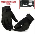 Tacvasen Special Ops Gloves Tactical SAS Military Army Marines Airsoft Paintball