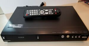 Magnavox MDR535H/F7 HDD & DVD Recorder  FULLY TESTED w/ Remote and HDMI Cord