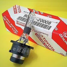 NEW D2R HID XENON Headlight Bulb 90981-20008 OEM GENUINE TOYOTA LEXUS ACURA 35W