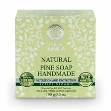 Natura Siberica Natural Handmade Pine Soap with 5 Organic Oils100g