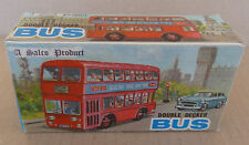 Salco Blue Box Toys (Hong Kong) Leyland Atlantean - 1960s Dinky copy - EMPTY BOX