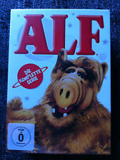 Alf - COMPLETE TV SERIES - Seasons 1 & 2 & 3 & 4 - Region2/UK 16 DVDs BOX