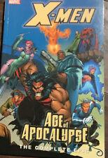 X-Men The Complete Age of Apocalypse Epic Volume 2 Marvel Never Read