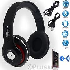 Foldable Wireless Bluetooth 4.1 Headphone Subwoofer Headset Earphone Bult-in-MIC