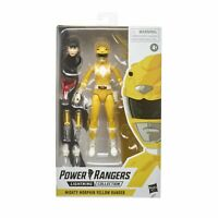 Power Rangers: Lightning Collection YELLOW RANGER Figure E8654 NIB/Sealed