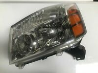 2004-2014 Nissan Titan/ 2004-2007 Nissan Armada OEM Left Drivers Headlight 2004