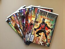 Batman Beyond 2015 1-10 Run See Pics Dc Comics Jurgens Chang