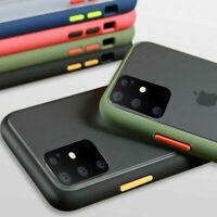 Ultra Slim Bumper Protective Matte Back Hard Case For Samsung Galaxy Note10 Lite