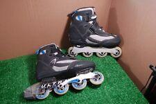 Ultra Wheels Bio-Fit SQ6 size 13 USA/39/48 EUR ABEC 3 mens inline skates VGC  V#