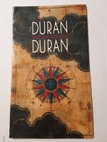 DURAN DURAN 1984 SEVEN AND THE RAGGED TIGER TOUR CONCERT PROGRAM BOOK