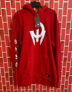 *SOLD OUT* Men's Adidas Patrick Mahomes Red Hoodie HF4611 Limited Size 2XLT Rare