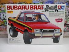 Re-Release Tamiya 1/10 Subaru Brat Pick Up Truck Kit Version #58384 OZRC