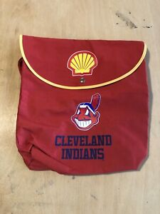 CLEVELAND INDIANS CHIEF WAHOO MLB SGA STADIUM GIVE AWAY BACK PACK SHELL GASOLINE