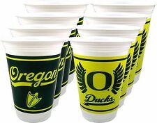 Oregon Ducks 16 oz. Beverage Cups - 8 per set
