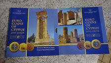 Coffret BU 1 Cent à 2 Euro Chypre 2015 - Brillant Universel Officiel
