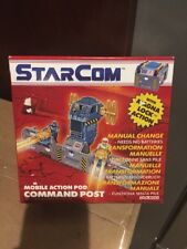 Starcom Command Pod, MISB, Factory sealed, case fresh