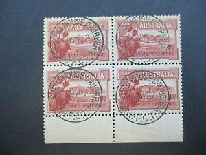 Pre decimal Stamps: Parliament Postmark Used -  RARE  -  (h168)