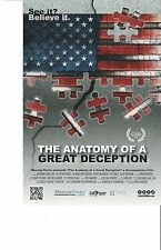 The Anatomy of a Great Deception 9/11 Documentary