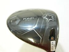 New Cobra King F8+ Adjustable Black  Driver - Aldila NV 2K Green EXTRA Stiff