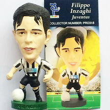 INZAGHI Juventus Home Corinthian Prostars Series 8 Figure Loose with Card PRO318