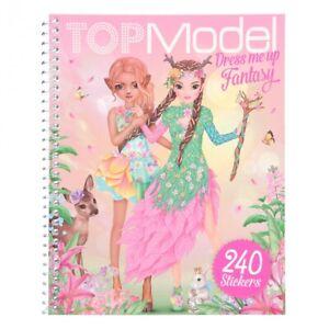 Depesche Top Model Dress Me Up Fantasy