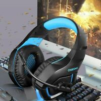 Gaming Headset for PS4 Xbox One Controller Nintendo Switch PC Laptop Mac Game