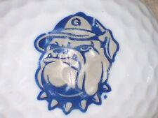 (1) Georgetown University Ncaa Logo Golf Ball (Jack The Bulldog)