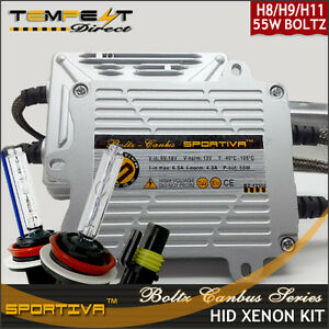 11 - 17 Toyota Highlander HID Xenon H11 Low Beam 55W Boltz CANBUS Conversion Kit