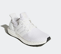 Adidas UltraBoost 4.0 (BB6168) - White, Running Sneakers Athletic Sport Shoes