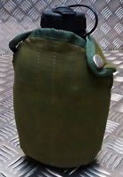 Replacement Military Style Water Bottle Carrier/Cover Green NATO 0.5L - NEW