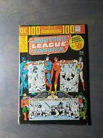 100-Page Super Spectacular #DC-17 (Jun 1973, DC) Wonder Woman, Justice League