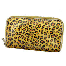 Marc By Marc Jacobs Wallet Purse Gold Black Woman Authentic Used L1408