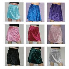 No Pattern Short/Mini Skirts Size Petite for Women