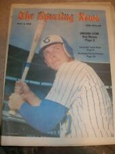 May 1978 The Sporting News - Don Money Milwaukee Brewers Infielder