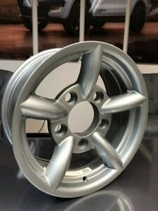 """16"""" x 7"""" Land Rover Discovery 1 Range Rover Classic 90 110 Defender wheels"""