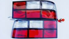 PORSCHE 924 944 CARRERA GT TURBO CABRIO CLEAR/RED WHITE TAILLIGHTS LIGHTS