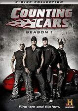 Counting Cars Season 1 - TV Reality DVD
