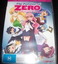 The Familiar Of Zero The Complete Third Season 3 (Australia Region 4) DVD – New