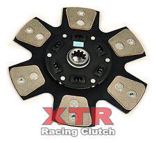 XTR STAGE 3 CERAMIC RACE CLUTCH DISC 1986-1/2001 FORD MUSTANG GT LX 4.6L 5.0L V8