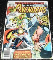 Avengers 166 (5.5) 1st Print Marvel Comics