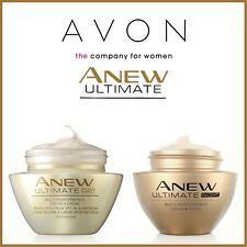 Avon Anew ULTIMATE Multi-Performance Day & Night Cream 50ml SEALED NEW IN BOX