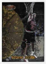 1997-98 BOWMANS BEST MICHAEL JORDAN 2 CARD LOT CHICAGO BULLS READ DESCRIPTION!!