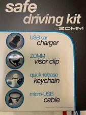 Zomm Safe Driving Kit For the Zomm wireless leash - Z2010WEM1130-AM Brand NEW