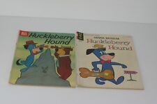 2 Huckleberry Hound Comic Book #9, #26 1961 1964