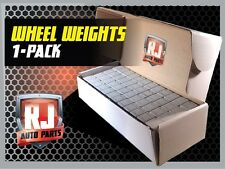 Stick - On Wheel Weights, Adhesive Tape 1/4 oz. (30) - 9 Lb Boxes 17,280 Pieces