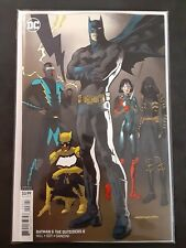 Batman and the Outsiders #8 Variant DC VF/NM Comics Book