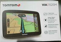 "TomTom Automobile Portable 5"" GPS Navigator With Lifetime US/CAN/MEX VIA 1525M"