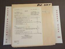 MARGO SMITH DIAMONDS AND CHILLS 1980 TEST PRESS LP BSK 3464